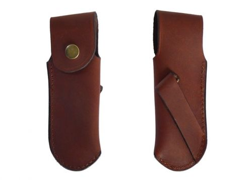 Brown Belt Sheaths Leather, for Hunting Knife