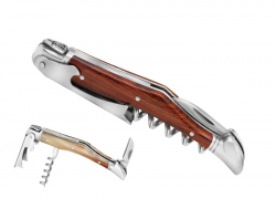 laguiole corkscrew, Wine Opener Cocobolo Handle