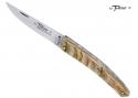 Couteau Le Thiers - Matière du manche : corne de cerf