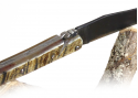 Laguiole Forged Chopped, with its Natural Ram's Horn Full Handle.