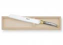 Couteau à pain Laguiole avec son manche en corne véritable