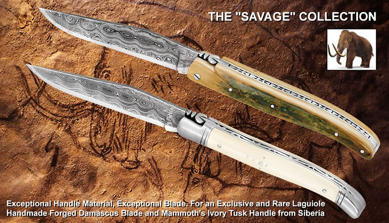 THE SAVAGE COLLECTION