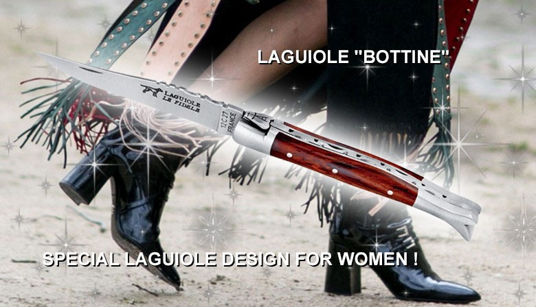 LAGUIOLE BOTTINE