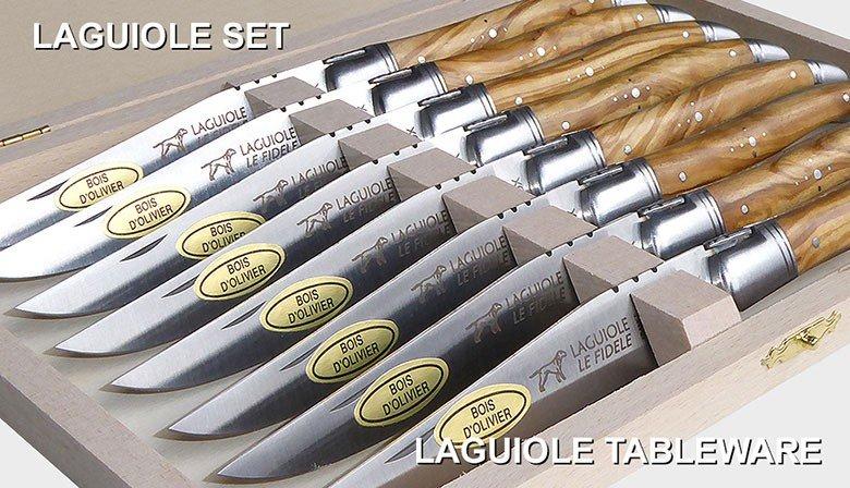 Set de Table Laguiole