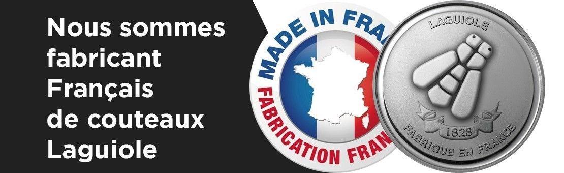 Laguiole French Knives - 100% fabriqués en France par nos artisans
